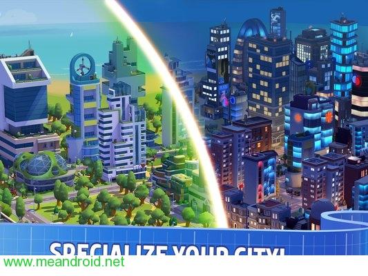 screen 3 21 تحميل لعبه City Mania: Town Building Game V 1.3.0qAPK للاندرويد روابط مباشرة