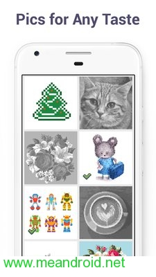 screen 3 25 تحميل تطبيق Pixel Art Color by Number Book V2.1.2 برابط مباشر