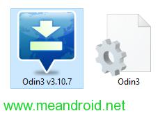 ODIN Icon شرح تركيب ريكفري TWRP recovery لجهاز Samsung Galaxy S6