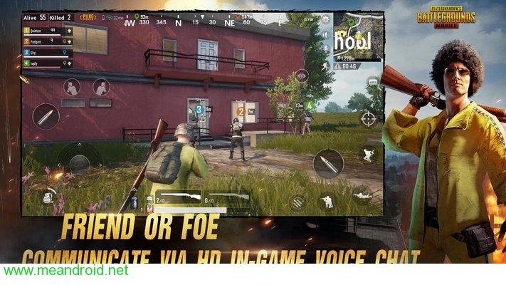 تحميل لعبه PUBG Mobile V0.3.2 للاندرويد روابط مباشرة