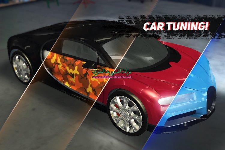screen 1 تحميل لعبه GTR Speed Rivals APK للاندرويد