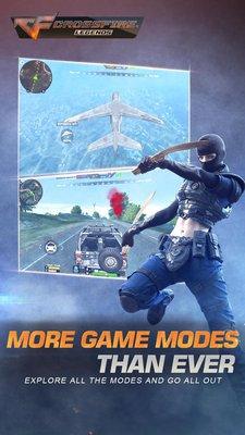 تحميل لعبه CrossFire: Legends V 1.0.8 للاندرويد روابط مباشرة